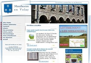 site commune Montfaucon